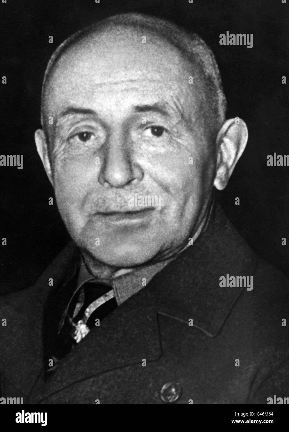 Paul von Lettow-Vorbeck, - Stock Image