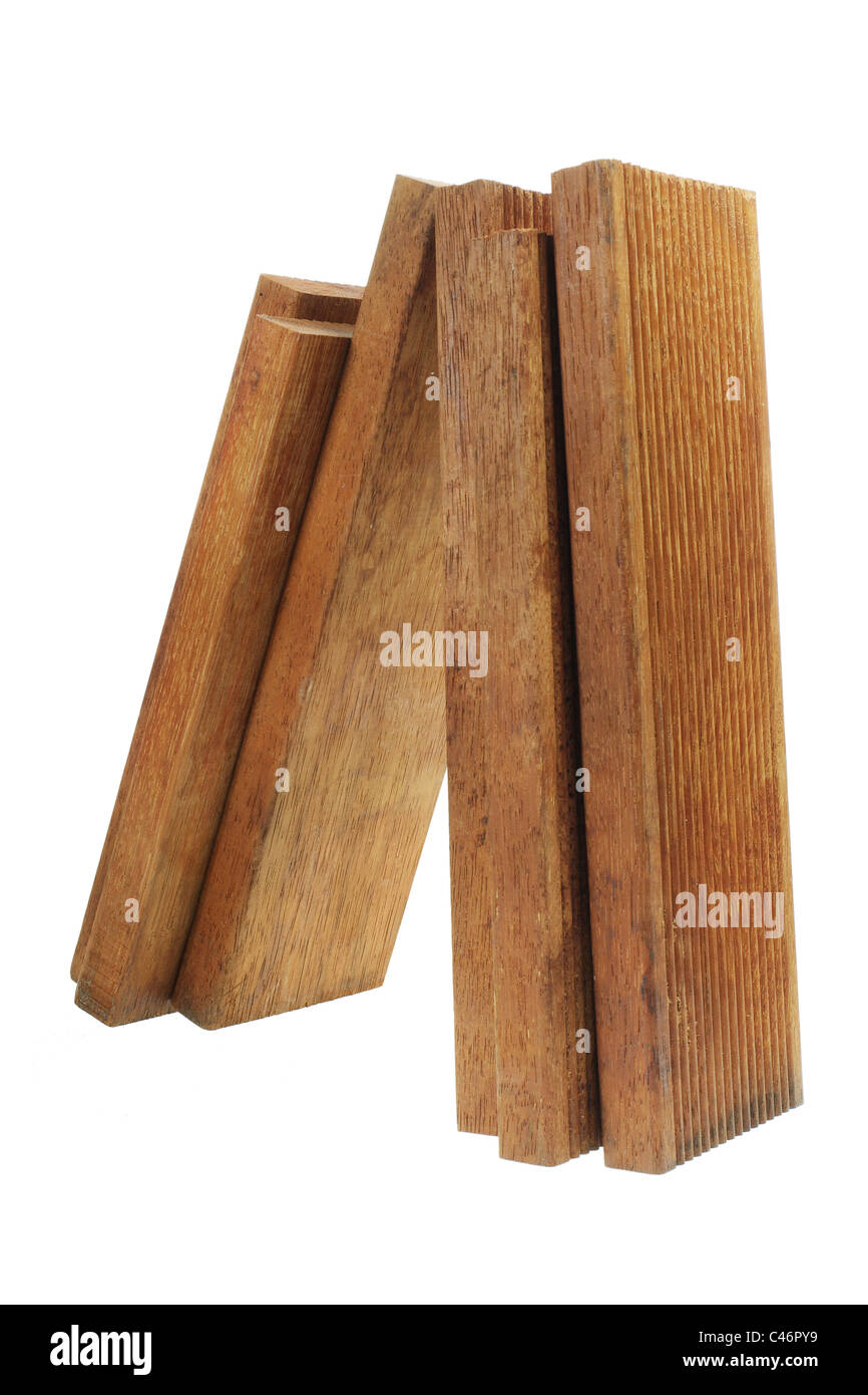 Wood Planks - Stock Image