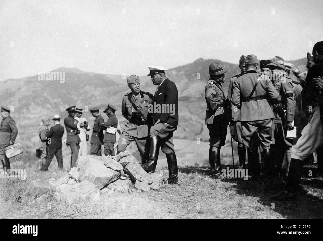 Cimitero Monumentale Predappio Fc 1919 benito mussolini stock photos & 1919 benito mussolini
