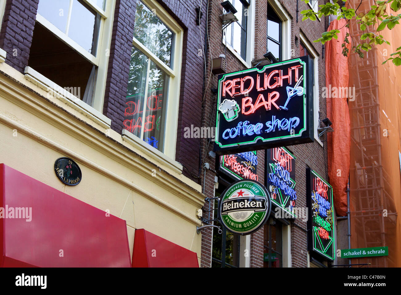 Red light bar amsterdam stock photo 37041669 alamy red light bar amsterdam aloadofball Image collections