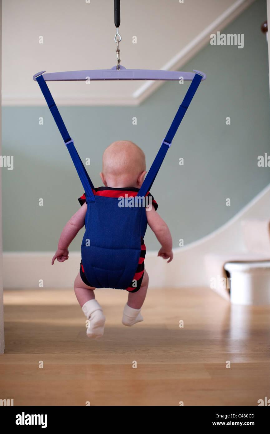 Baby door bouncer. PhotoJeff Gilbert - Stock Image & Bouncer Door Stock Photos \u0026 Bouncer Door Stock Images - Alamy