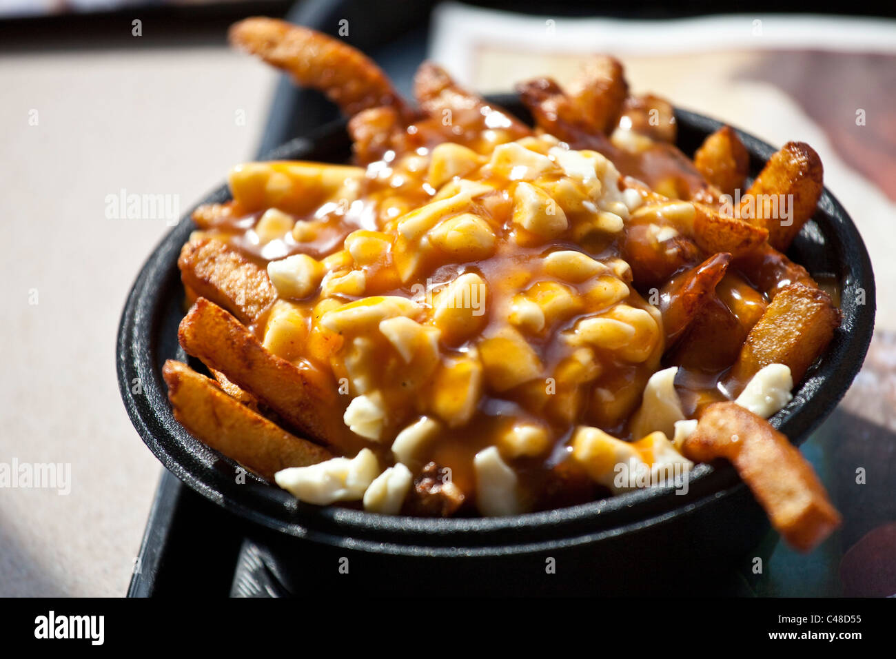 Popular Canadian Fast Food