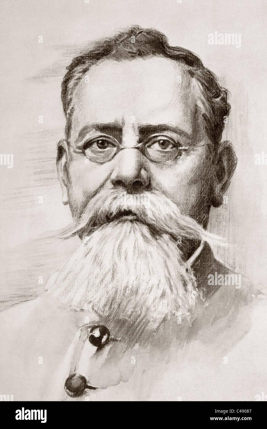 Venustiano Carranza de la Garza, 1859 – 1920. A leader of ...