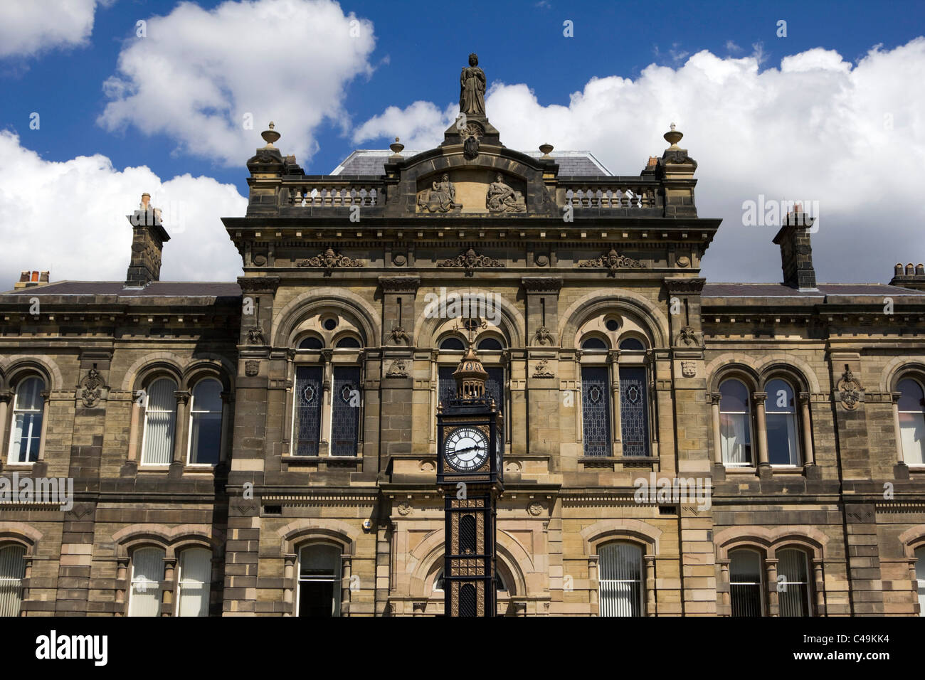 gateshead council offices tyne and wear england - Stock Image