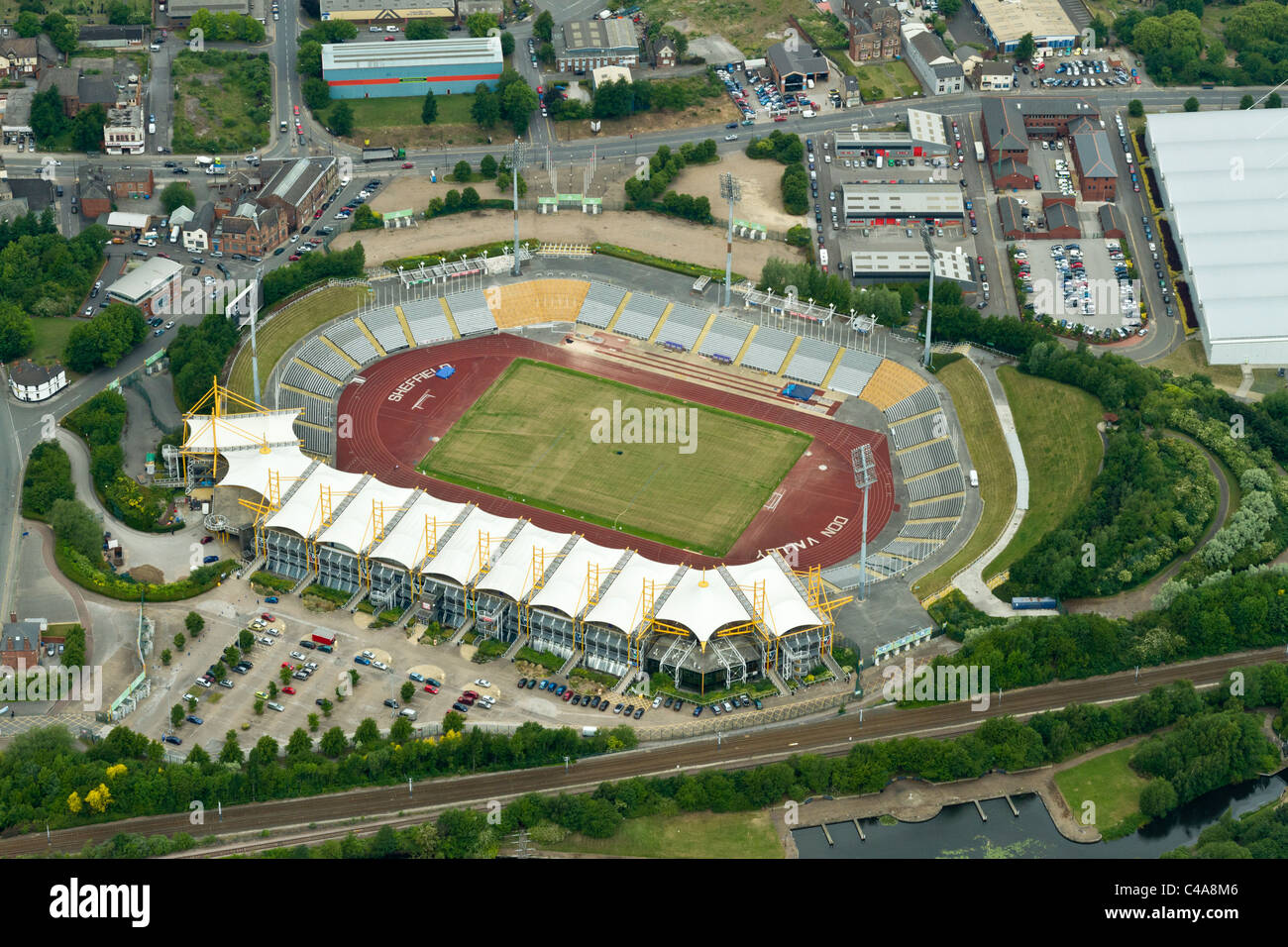 Aldersley stadium