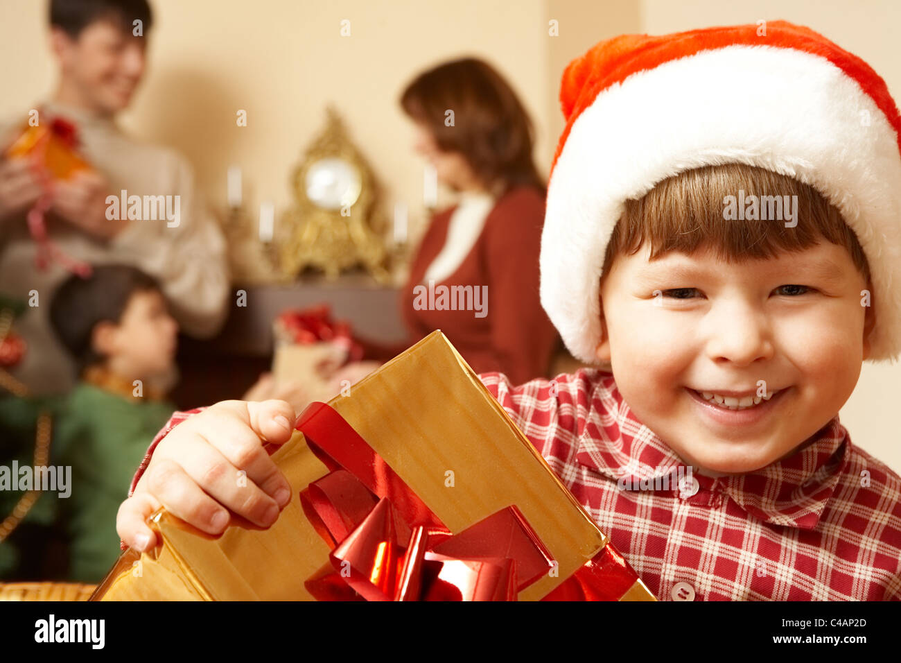 Smile is christmas day