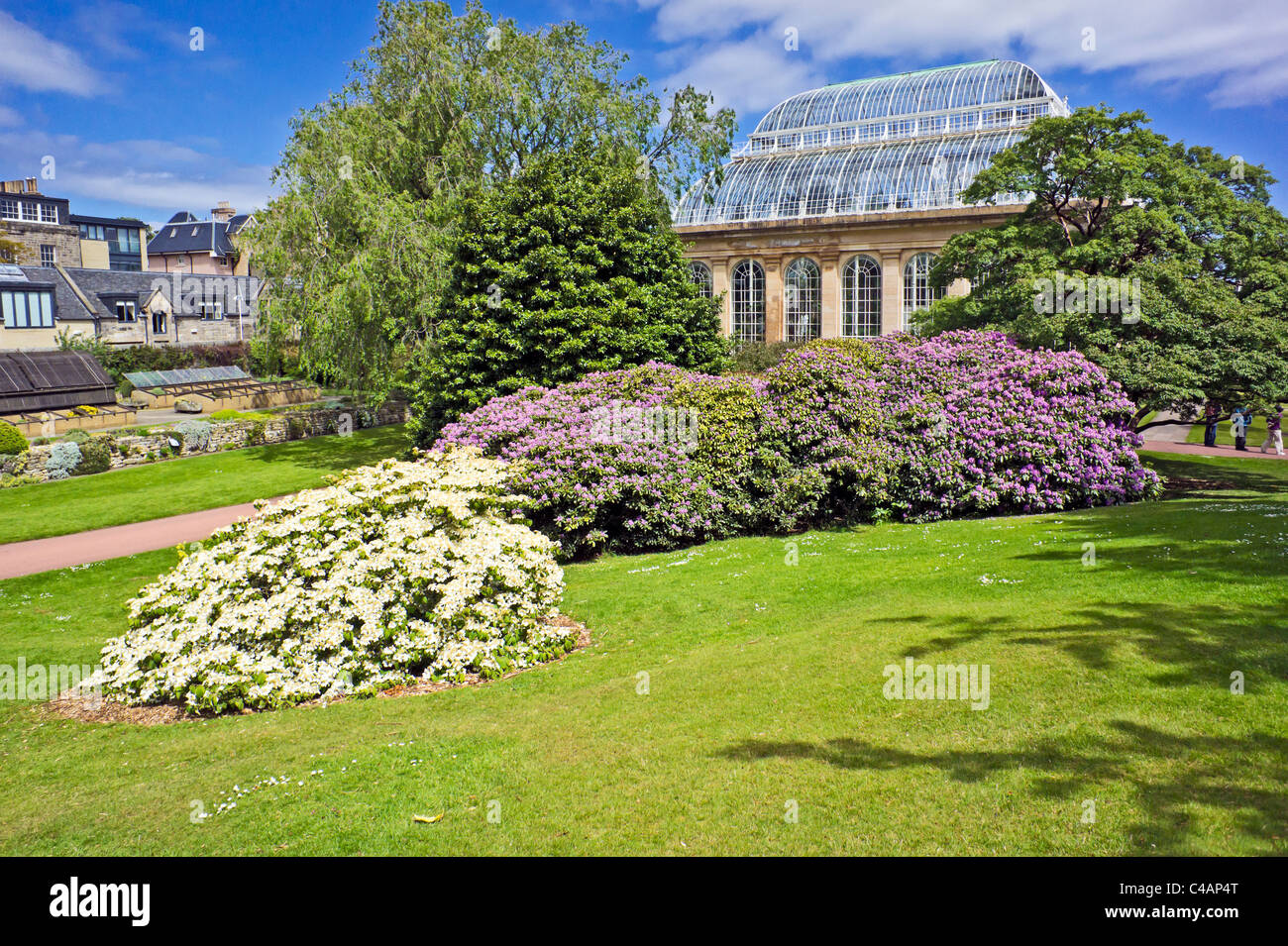 Royal Botanic Garden Edinburgh - Stock Image