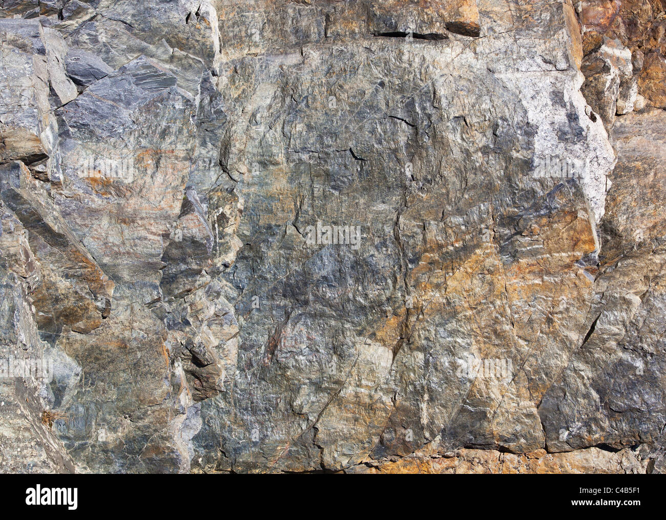 Natural stone texture or background. - Stock Image