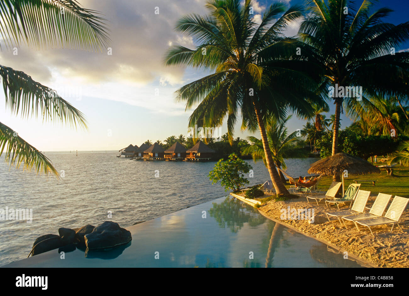 The intercontinental hotel bar stock photos the - Intercontinental park lane swimming pool ...