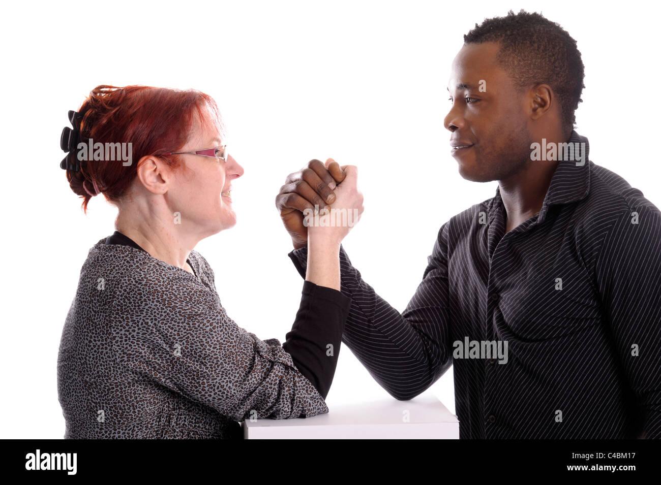 Mature black women xxx video