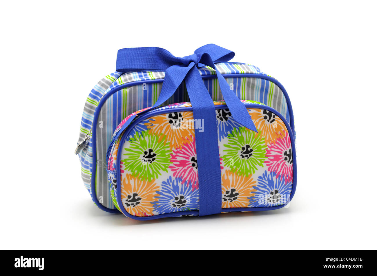 Cosmetics Bags, Cosmetic Totes - Stock Image