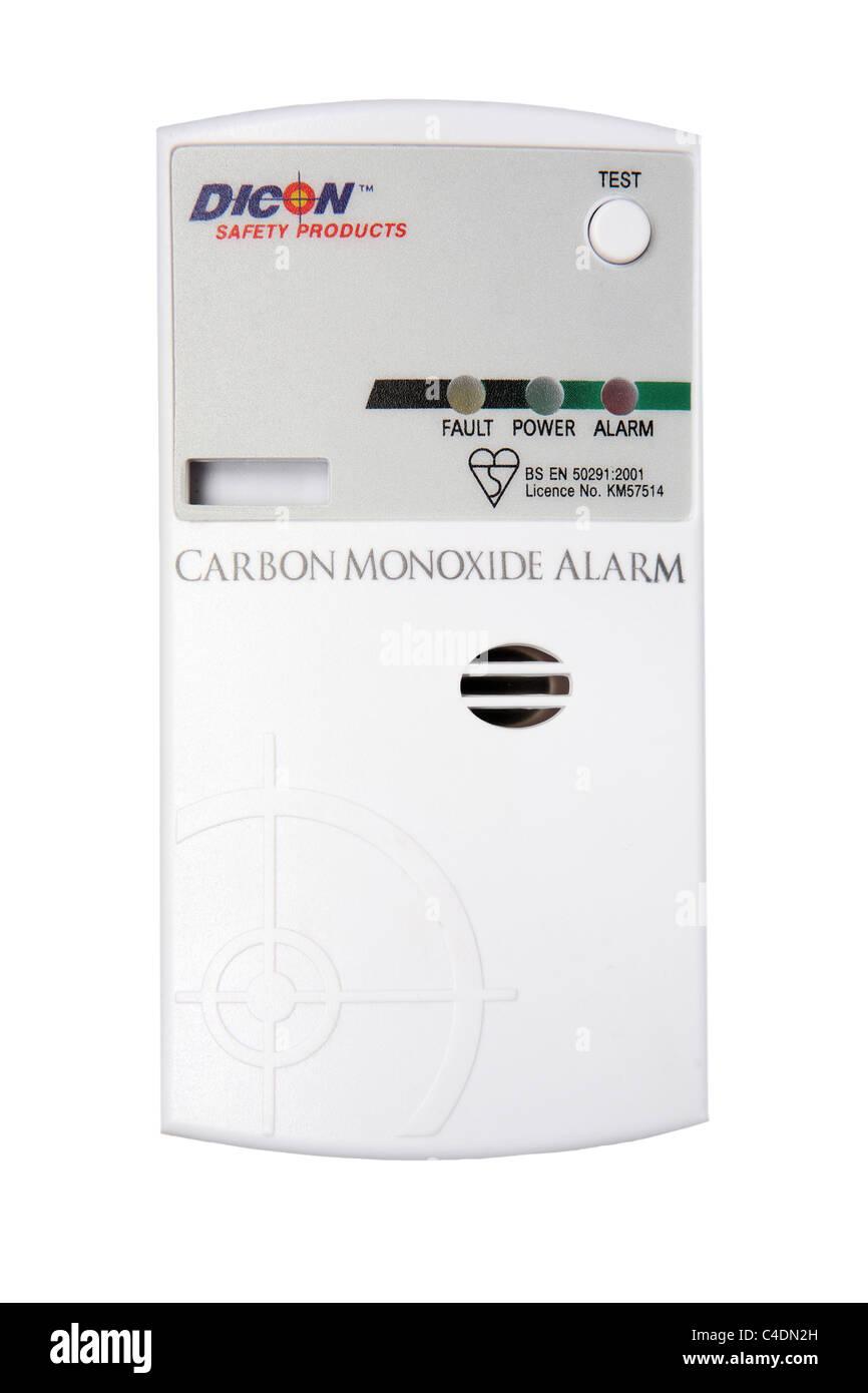 Carbon Monoxide Alarm Stock Photos & Carbon Monoxide Alarm