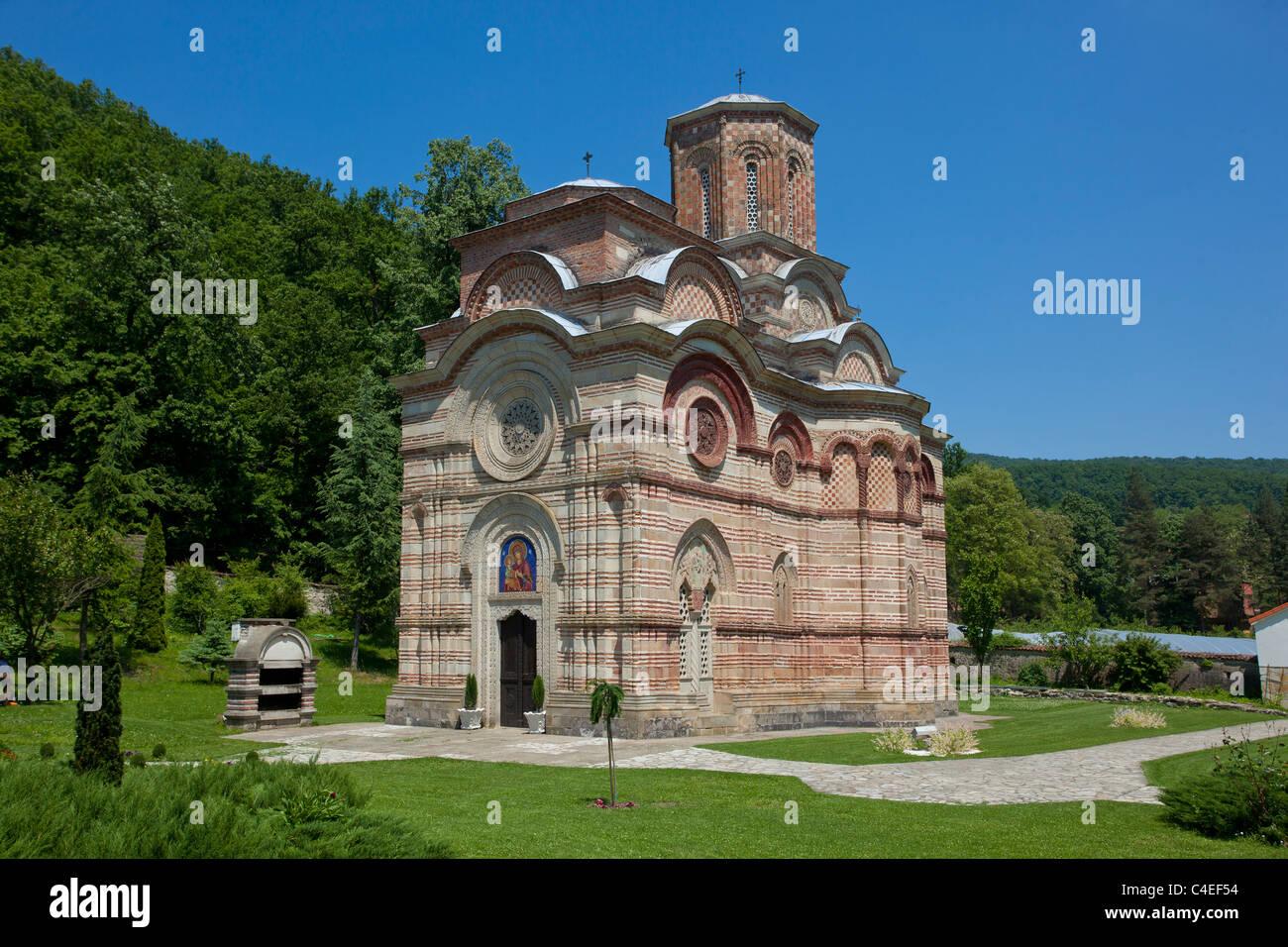 Monastery Kalenic, Serbia - Stock Image
