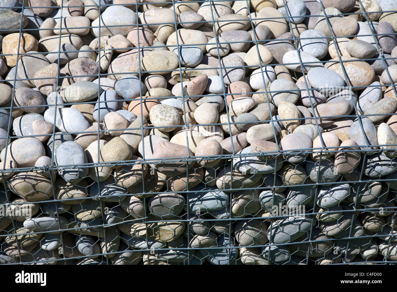 Gabion Cages Stock Photos Amp Gabion Cages Stock Images Alamy