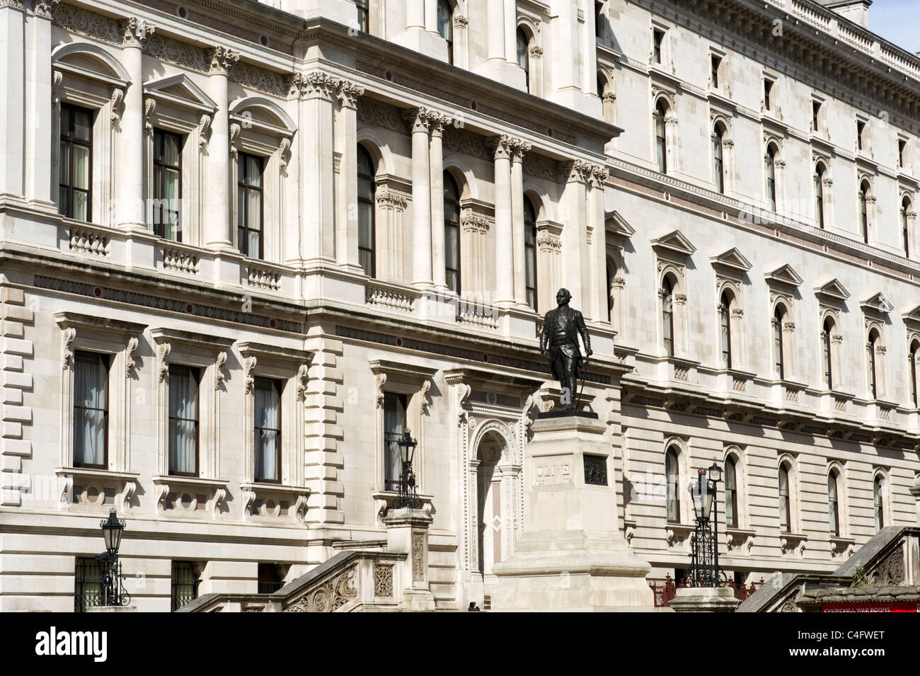 The Foreign and Commonwealth Office, London, UK - Stock Image