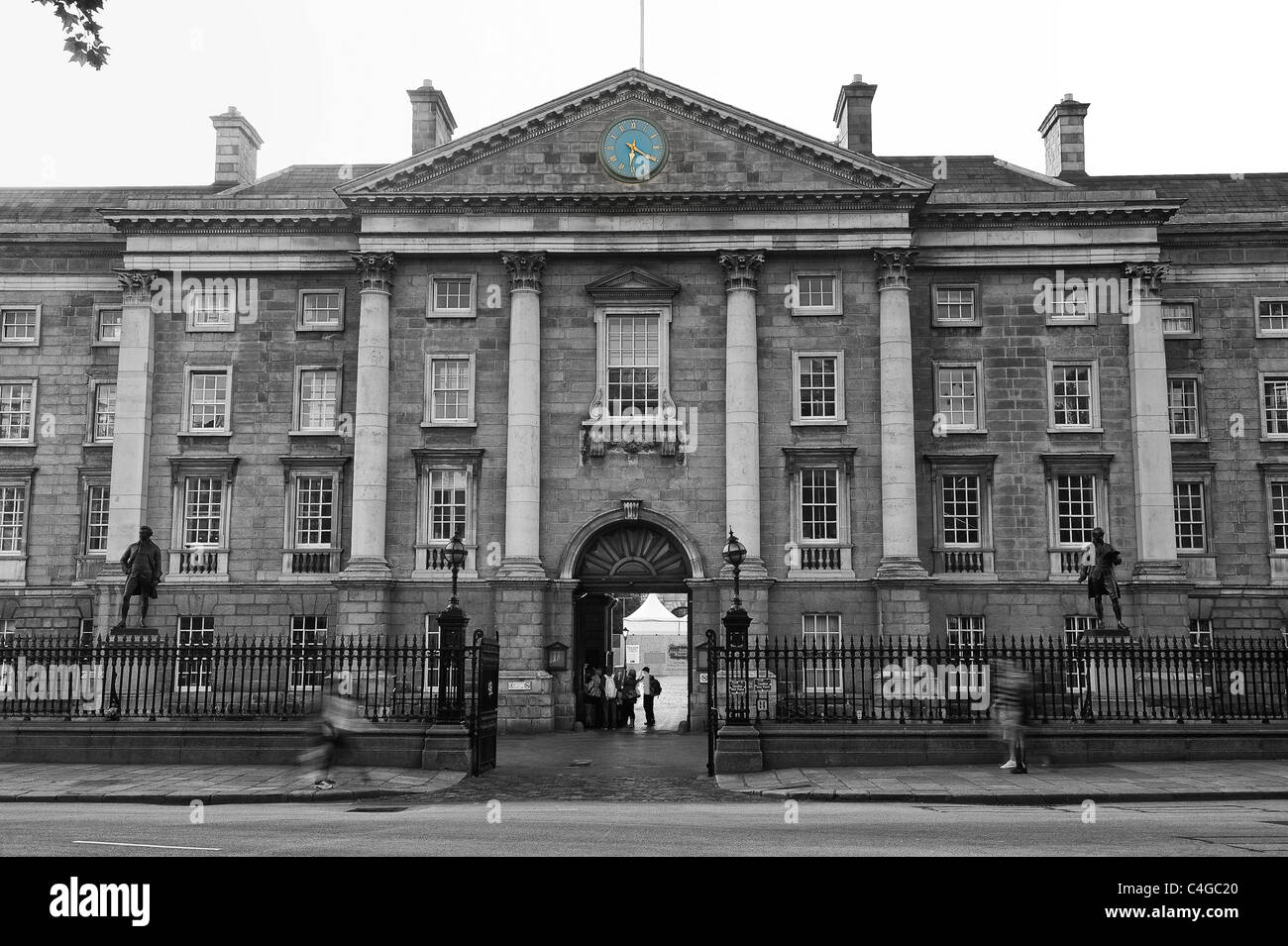 Trinity college - Stock Image