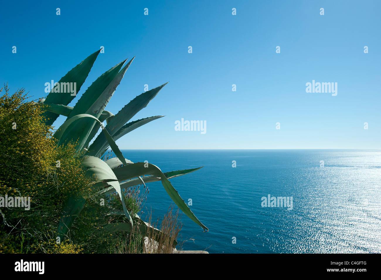 Cap de la Nau, Alicante, Costa Blanca, Spain - Stock Image