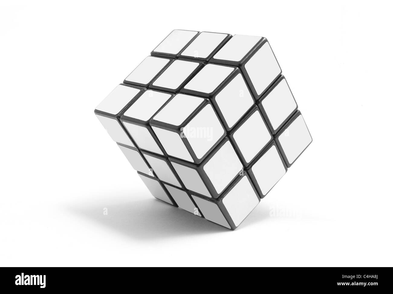 Puzzle Cube - Stock Image