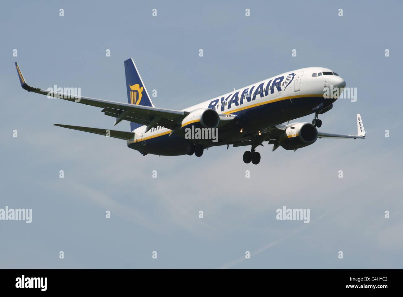 RYANAIR - Stock Image