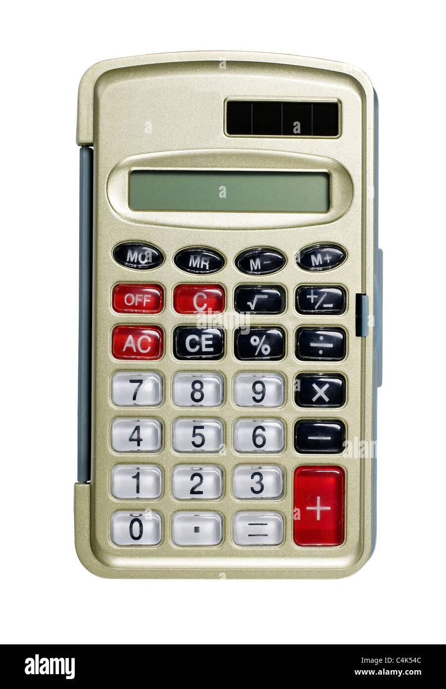 Calculator - Stock Image