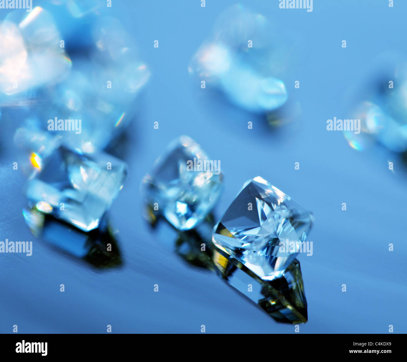 jewels - Stock Image