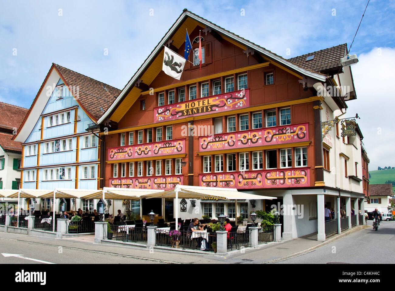 Hotel Santis Landsgemeinde Platz Appenzell Switzerland