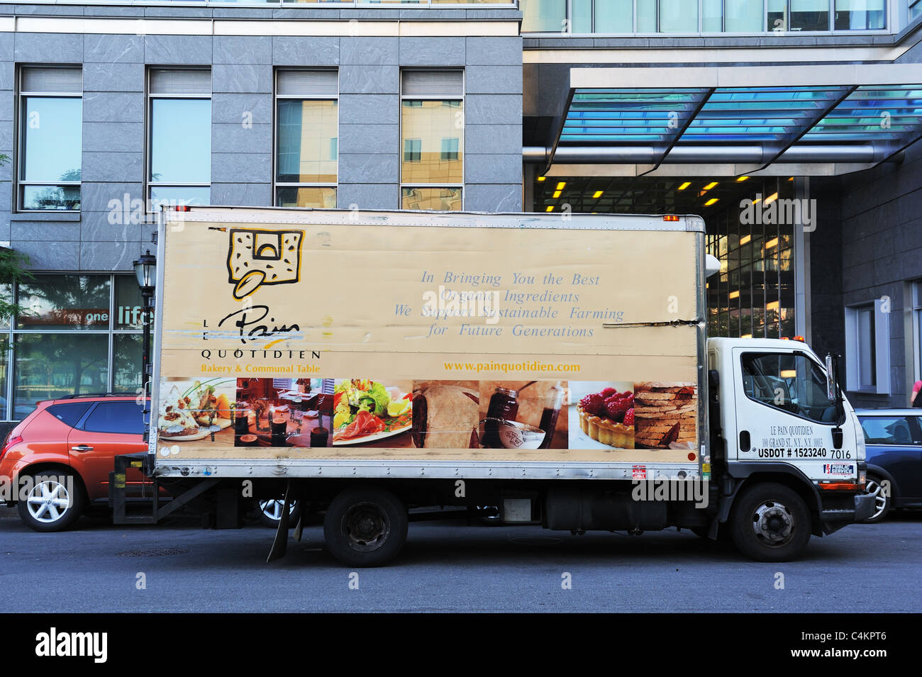 British Food Delivery Nyc
