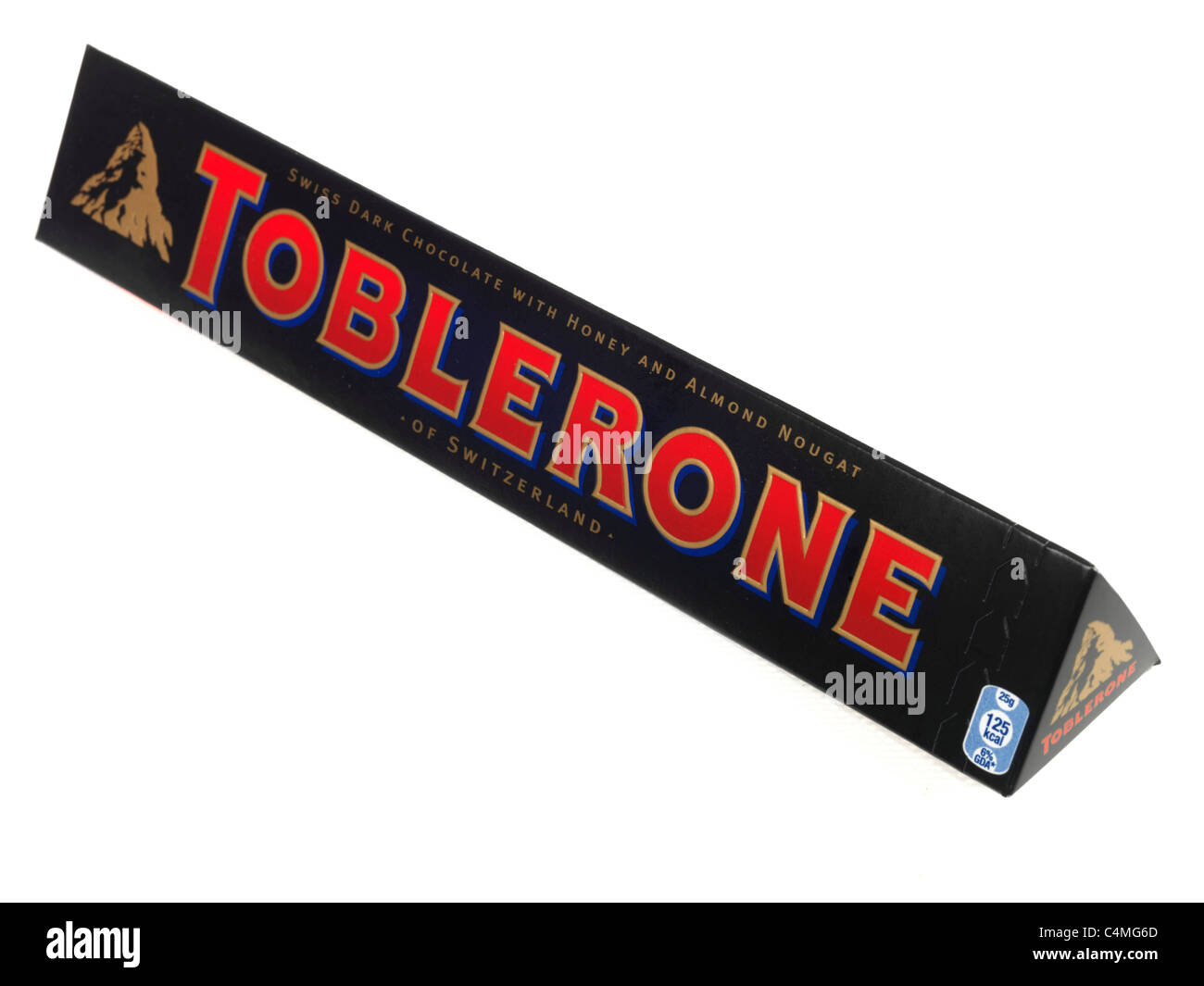 Toblerone Bar Stock Photos Toblerone Bar Stock Images Alamy