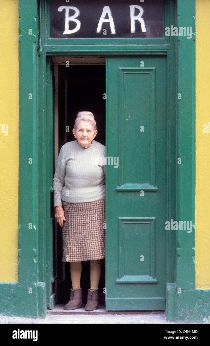 Stories mature landlady