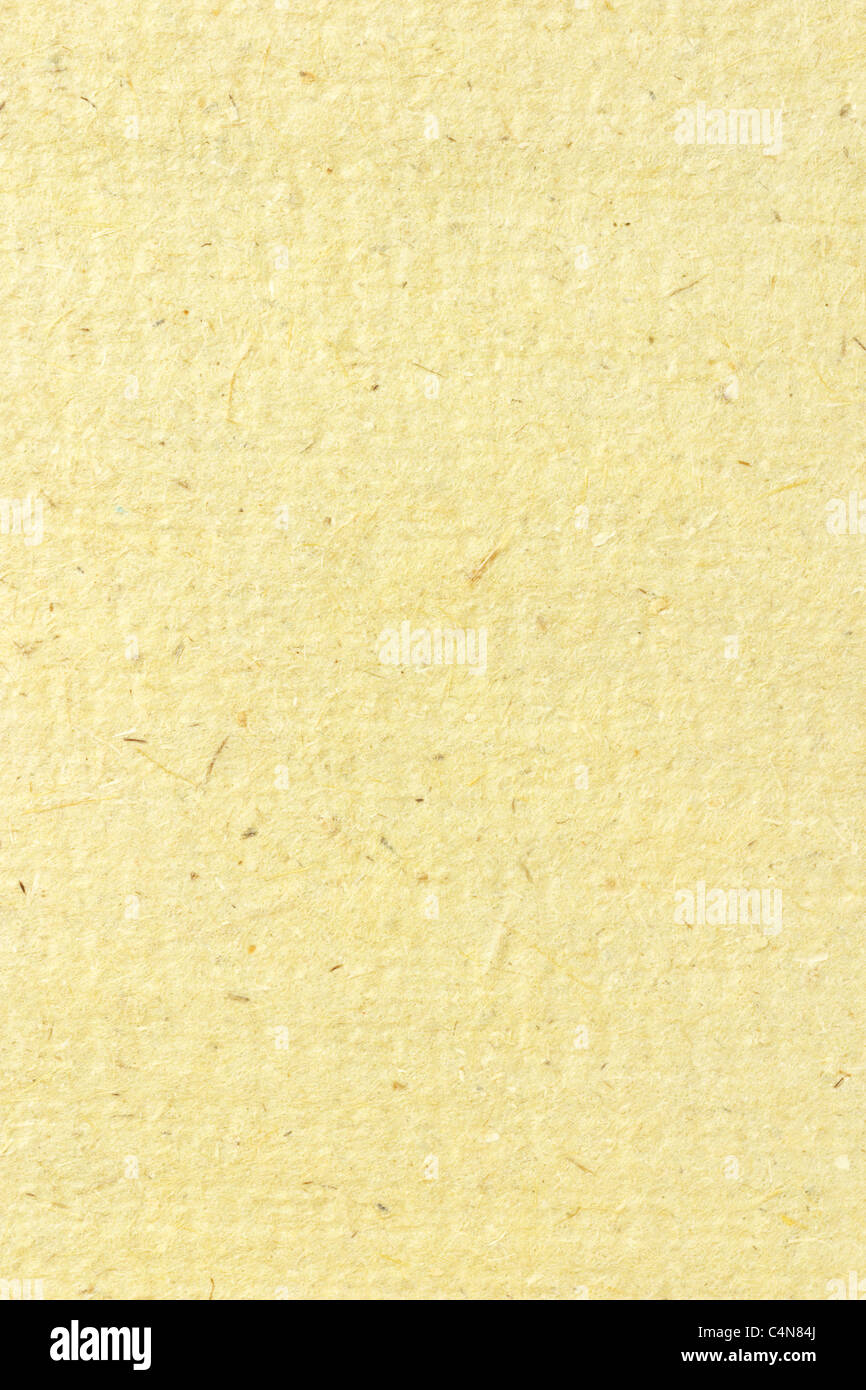 Recycled paper card board surface texture background - Stock Image