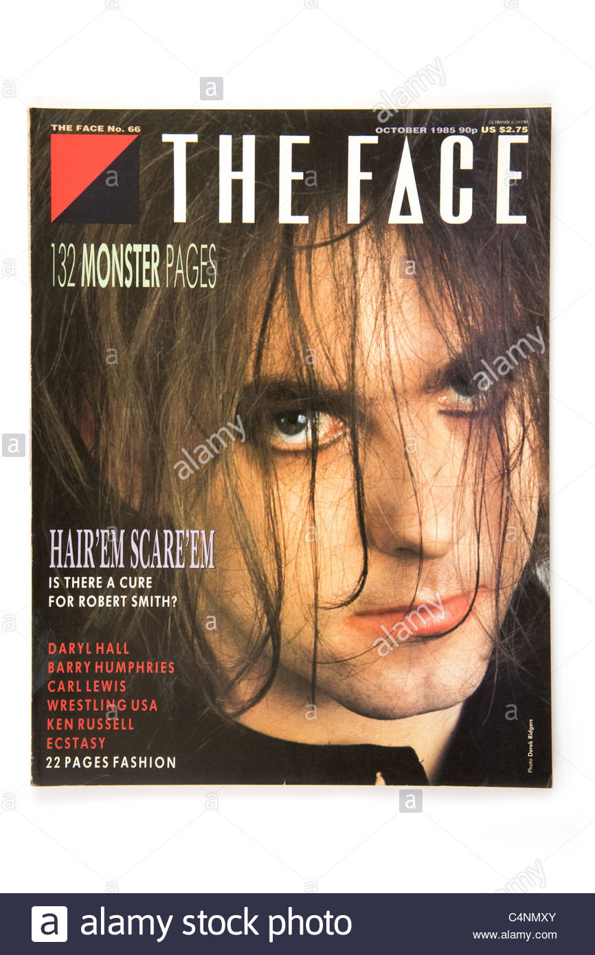 The Face magazine issue 66 October 1985 - Stock Image