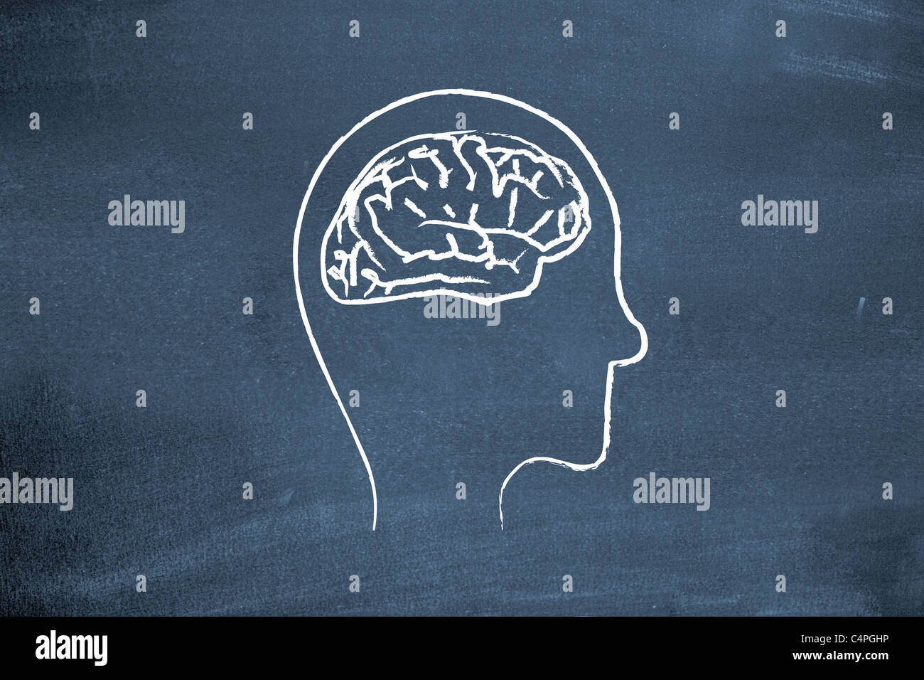 Thinking - Stock Image