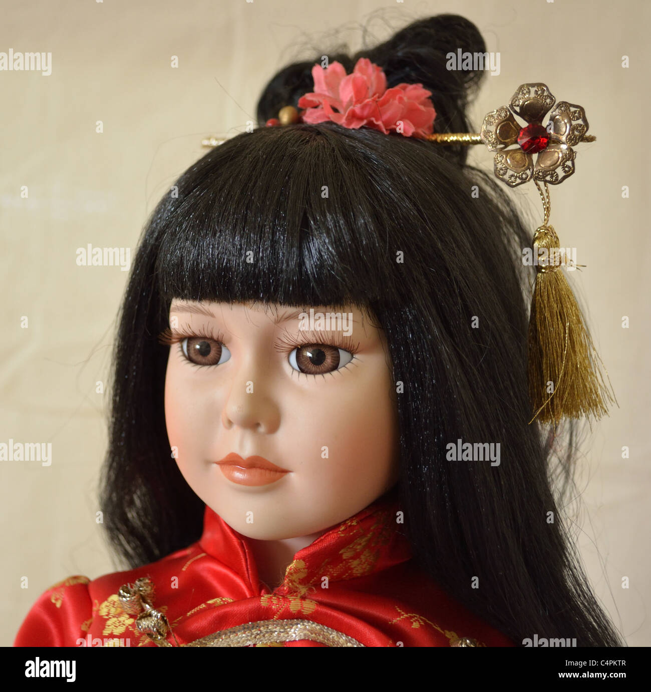 Dolls & Bears Dolls Chinese Doll