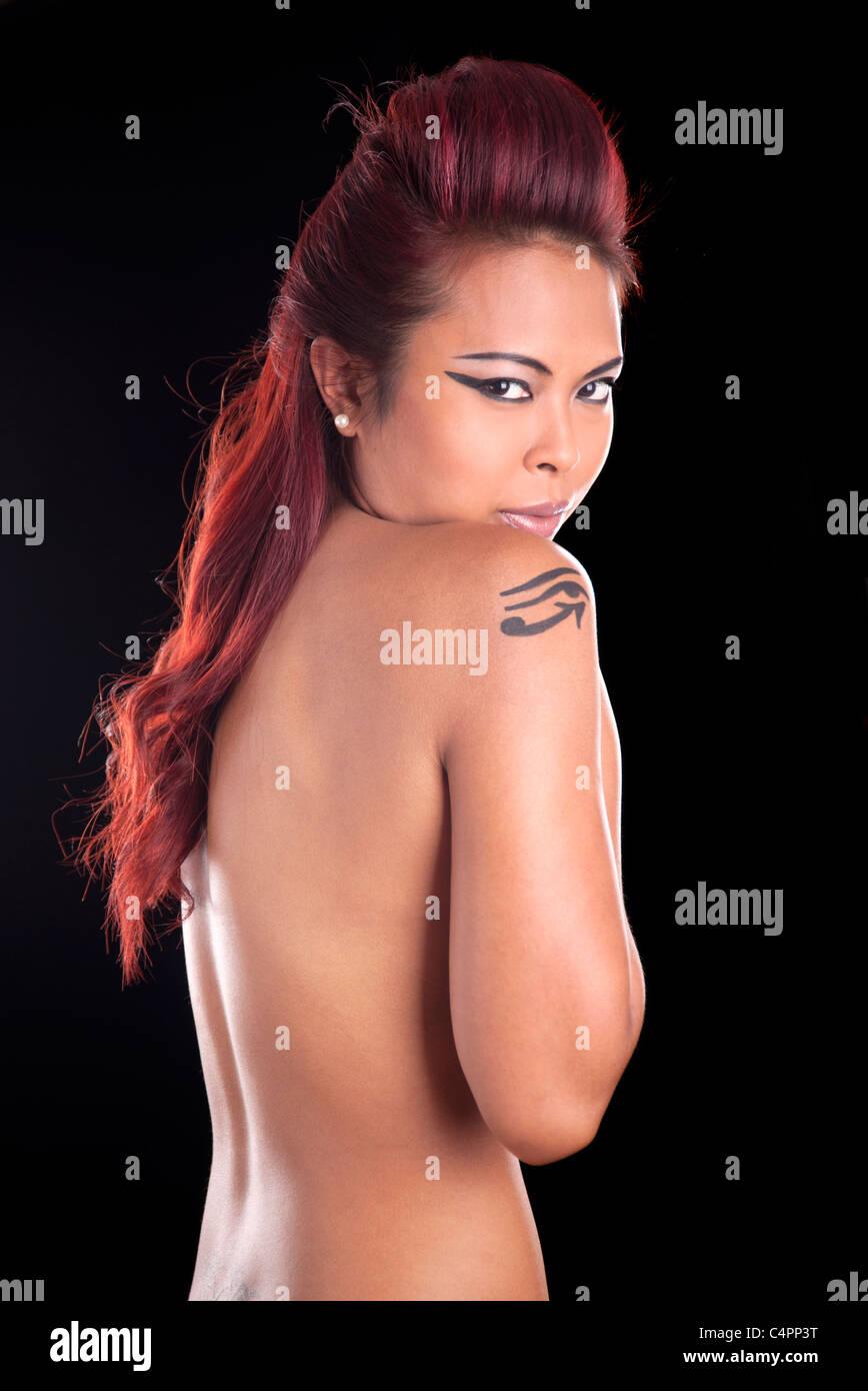 Woman naked thai Naked Thai