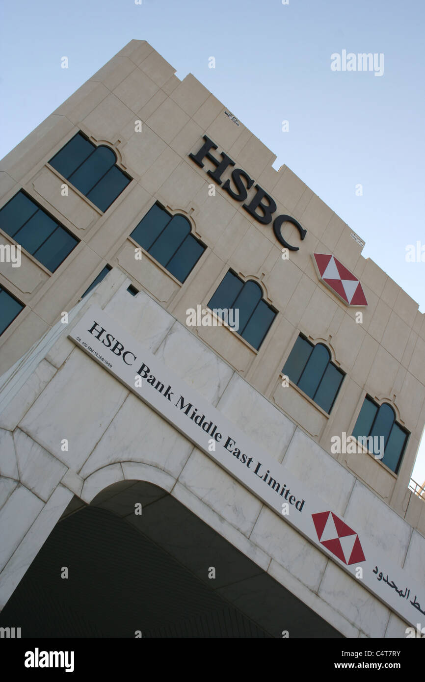 Hsbc Oman Stock Photos & Hsbc Oman Stock Images - Alamy