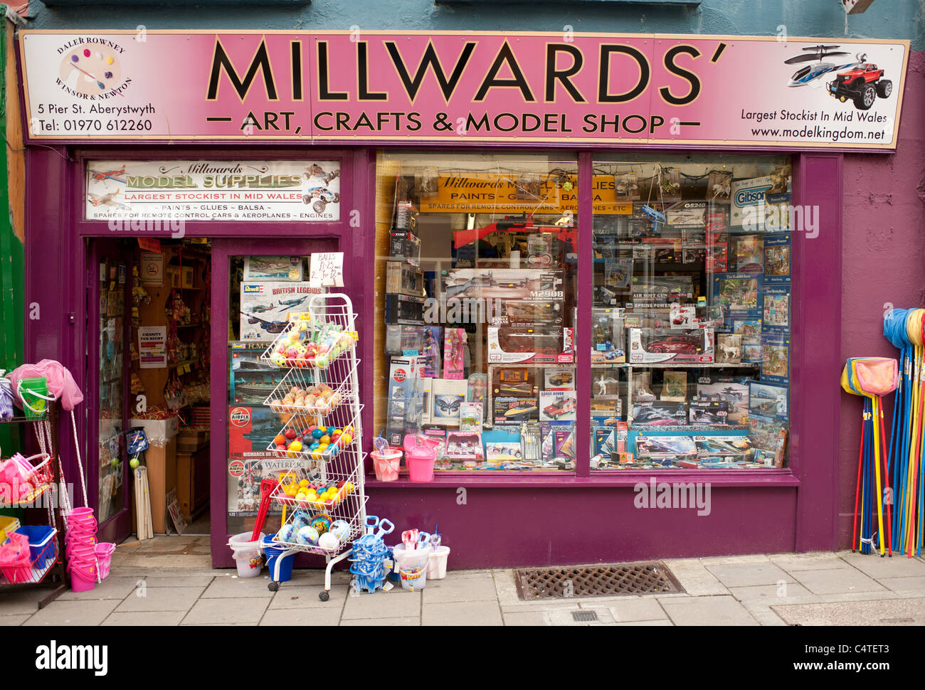 Millwards A Small Independent Arts Supplies Models And Craft Shop
