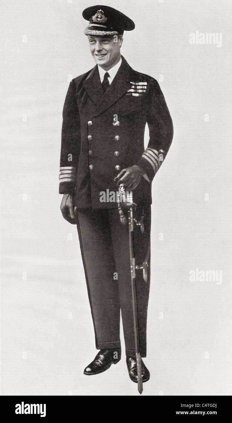 The Prince of Wales, later King Edward VIII, in 1920. - Stock Image
