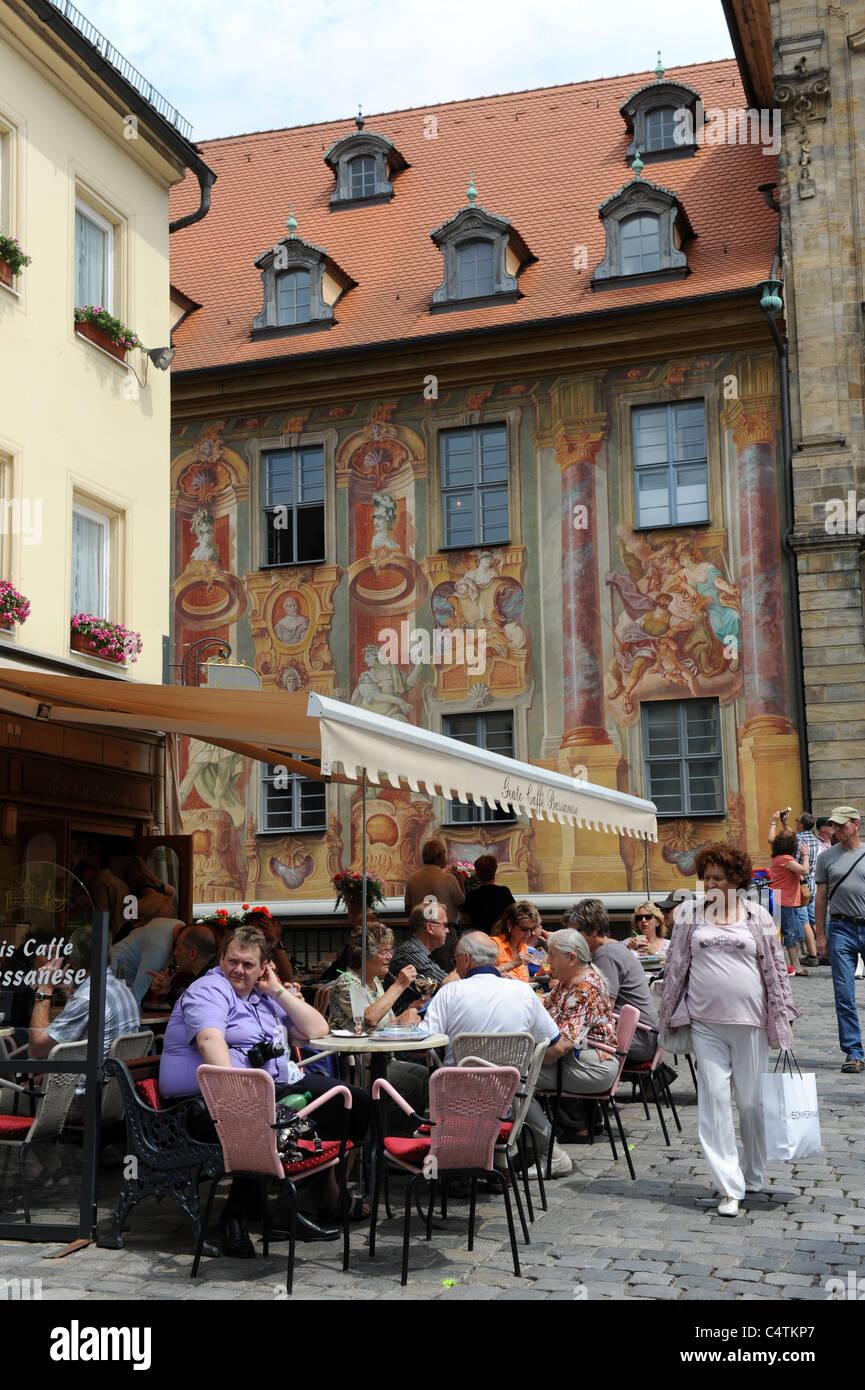 Bamberg Bavaria Germany Deutschland - Stock Image