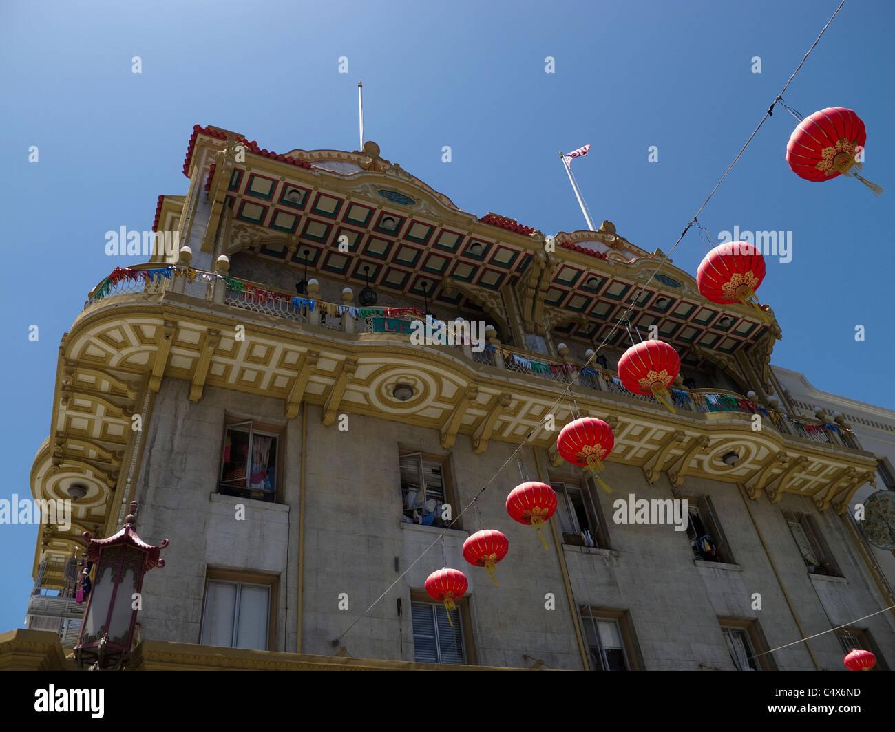 San Francisco China Town - 2 Stock Photo