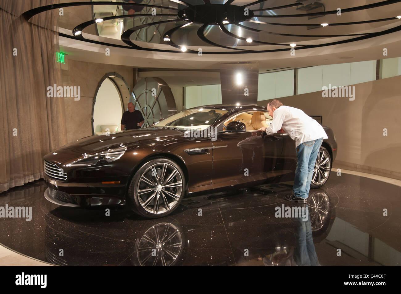 Aston Martin Dealer Stock Photos Aston Martin Dealer Stock Images - Galpin aston martin