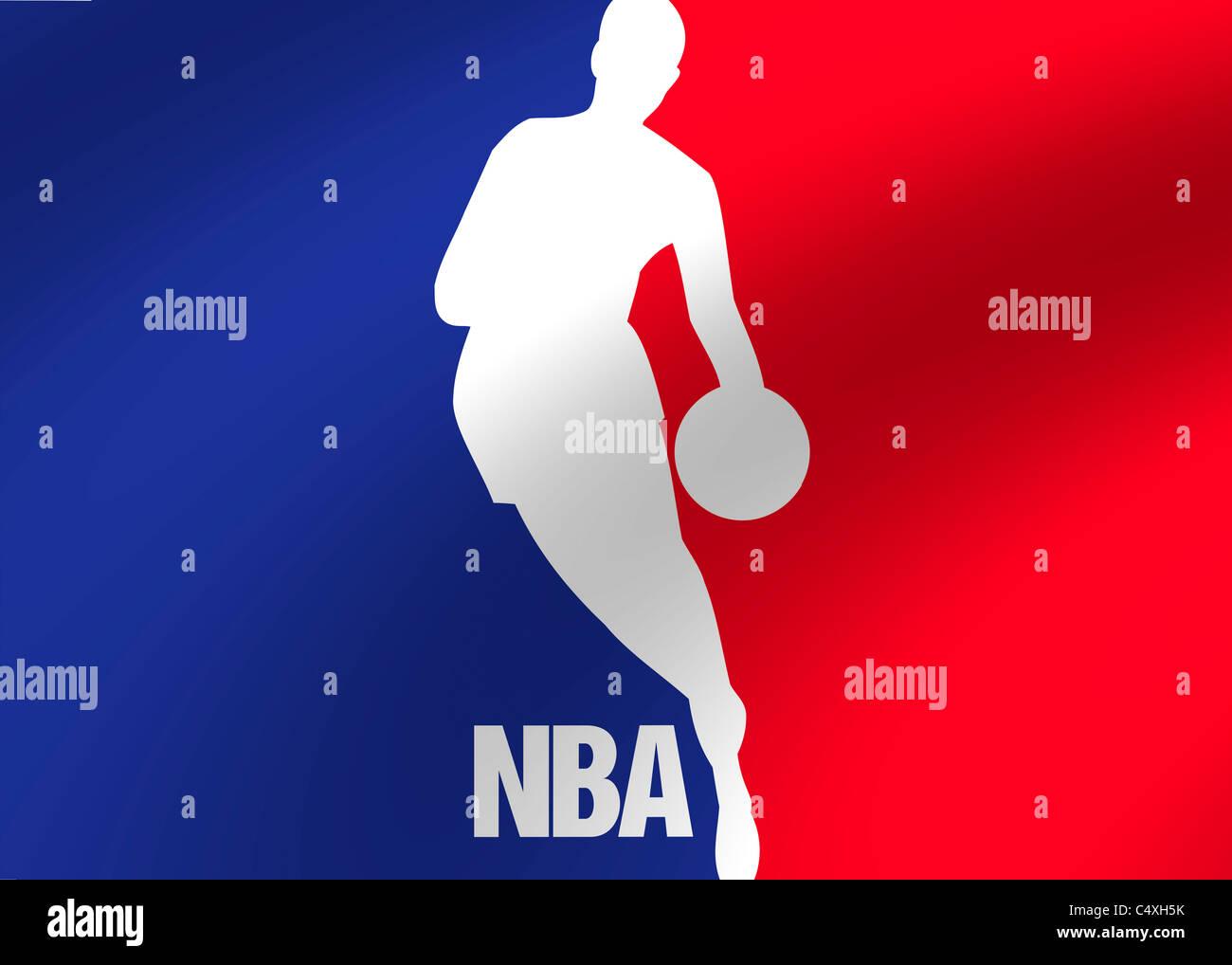 Nba Logo Stock Photos Nba Logo Stock Images Alamy