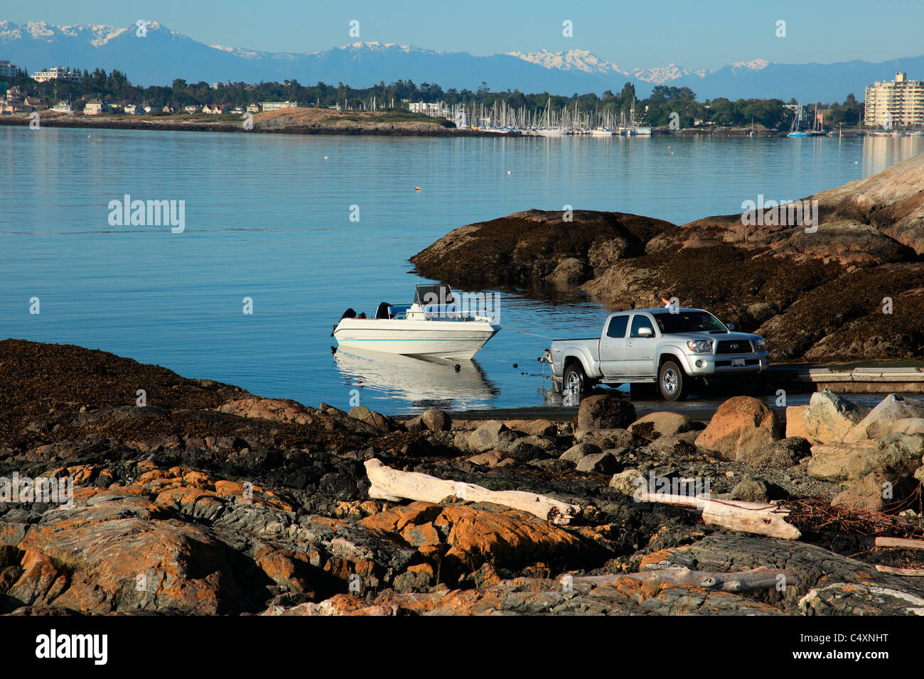 Boat Launching Stock Photos & Boat Launching Stock Images