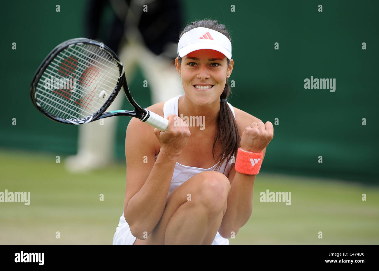Ana Ivanovic High Resolution Stock Photography And Images Alamy