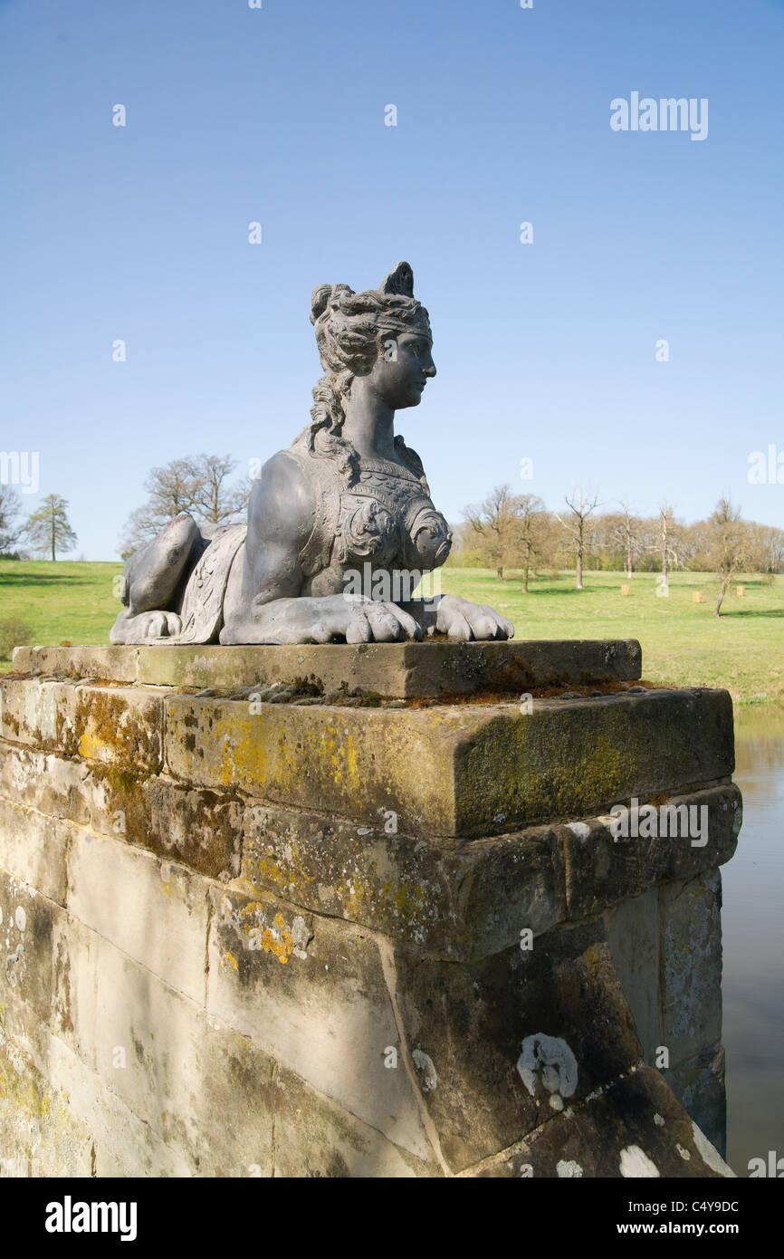 compton verney warwickshire - Stock Image