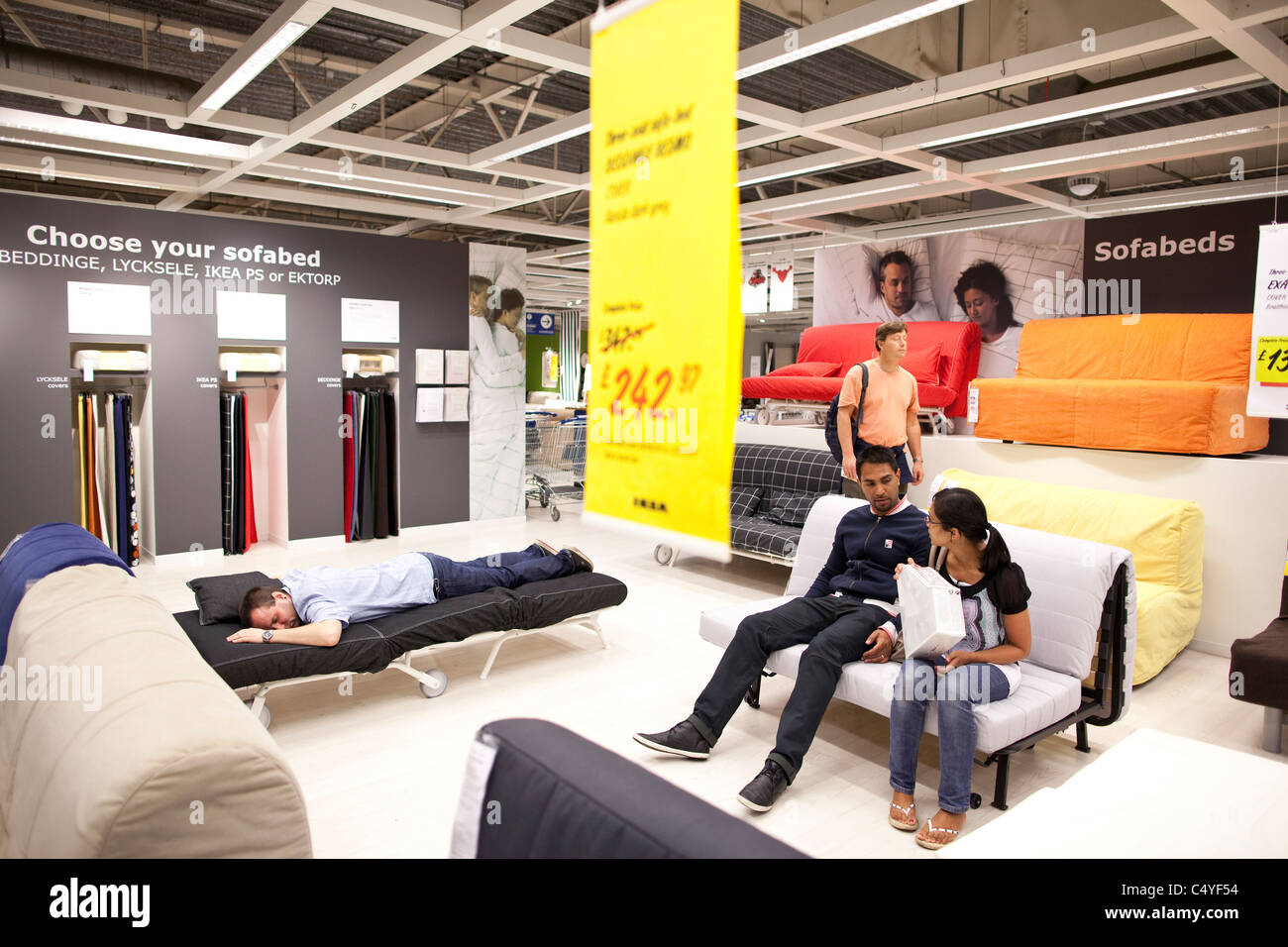 Ikea stock photos ikea stock images alamy for Someone to assemble ikea furniture