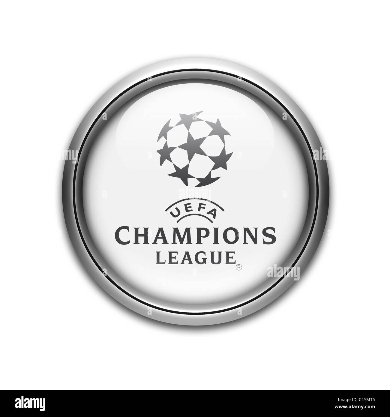 uefa champions league logo cut out stock images pictures alamy https www alamy com stock photo champions league uefa logo flag symbol icon 37488421 html