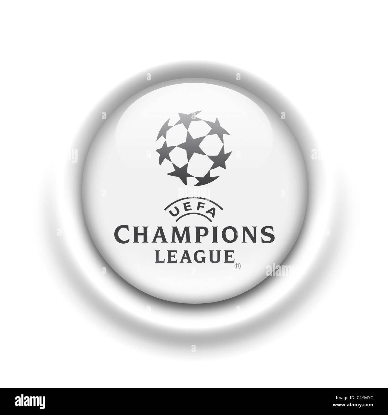 champions league uefa logo flag symbol icon stock photo alamy https www alamy com stock photo champions league uefa logo flag symbol icon 37488512 html
