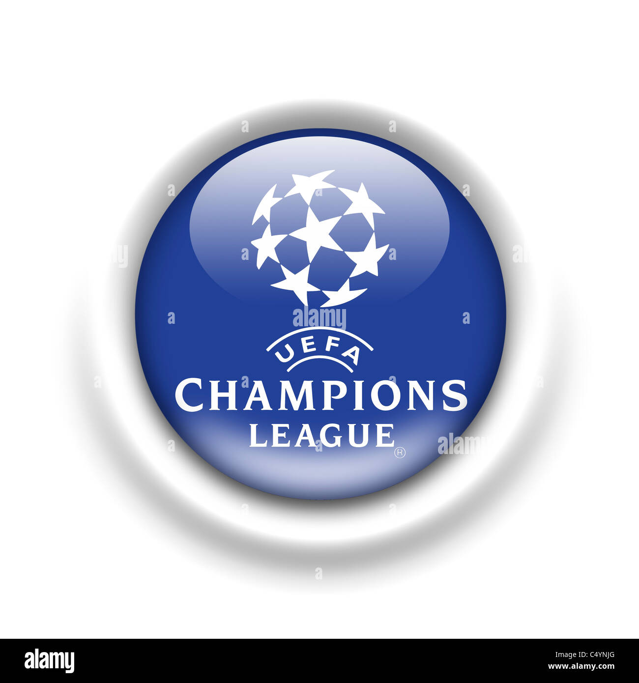 champions league logo cut out stock images pictures alamy https www alamy com stock photo champions league uefa logo flag symbol icon 37489048 html