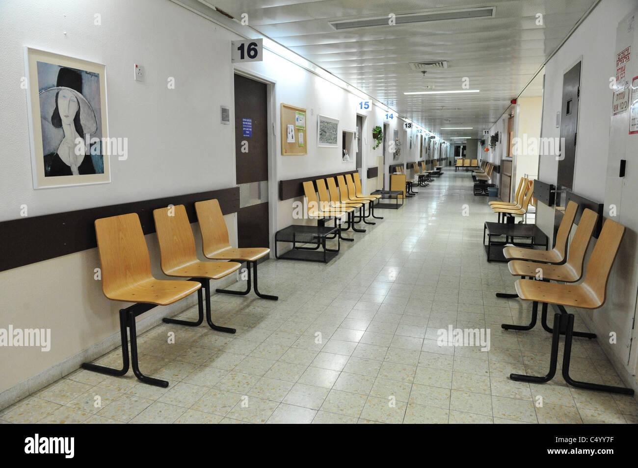 Triage Room Hospital