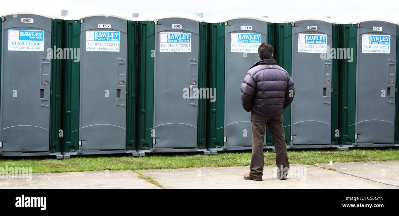 Portable Toilet Exhibition : Waiting portable toilets stock photos & waiting portable toilets